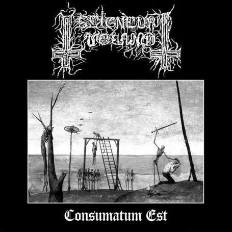 SEIGNEUR VOLAND - Consumatum Est . LP