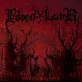 BLOODY LAIR - Total Mayhem . CD