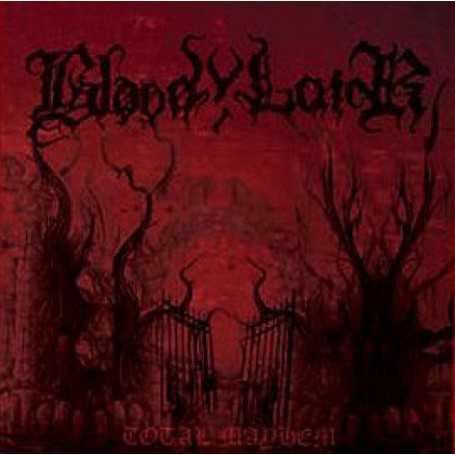 BLOODY LAIR - Total Mayhem . CD