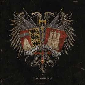 MAVORIM / TOTENWACHE - Verbrannte Erde . LP
