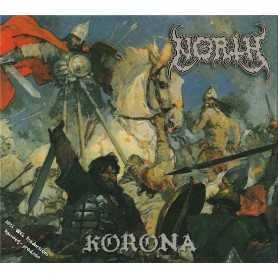 NORTH - Korona . CD