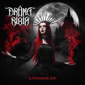 DRAMA NOIR - A Necromancy Lore . LP