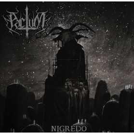 PACTUM - Nigredo . CD