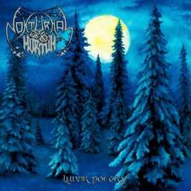 NOKTURNAL MORTUM - Lunar Poetry . CD