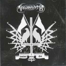 VELDRAVETH - Undefined God . CD