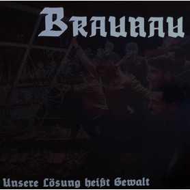 BRAUNAU - Unsere lp