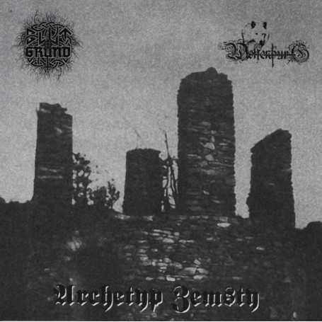 BLUTGRUND / WOLFENBURG - Archetyp Zemsty . EP