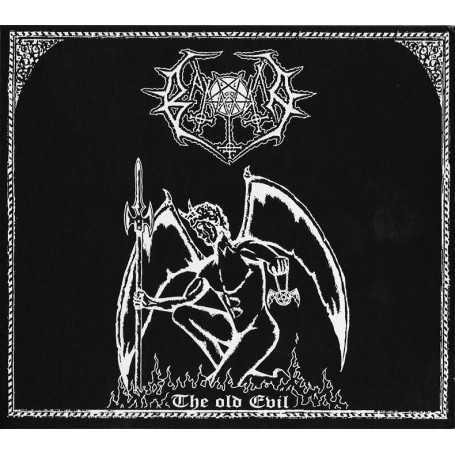 BAXAXAXA - The Old Evil . CD