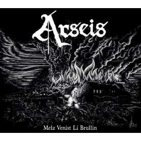 ARSEIS - Melz Venist Li Brullin . CD