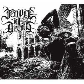 TEMPLE OF DECAY - Last Manifestation of Life . CD