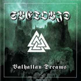 SVETOVID - Valhallan Dreams . CD