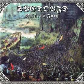 SVETOVID - Nature's Fury . CD