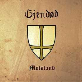 GJENDØD - Motstand . EP