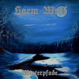 HARM WULF - Winterpfade . CD
