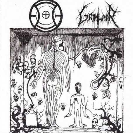 GRIMLAIR - Tragedy In Silence . CD