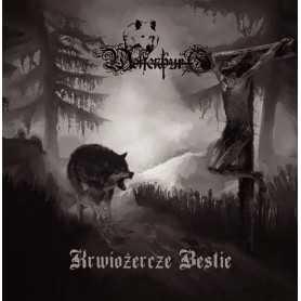 WOLFENBURG - Krwiozercze Bestie . CD