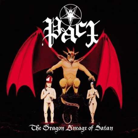 PACT - The Dragon Lineage of Satan . CD