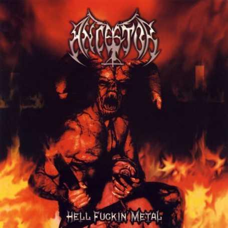 ANCESTOR - Hell Fuckin Metal . CD
