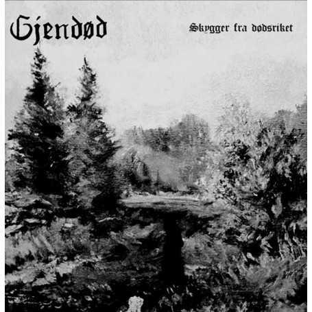 GJENDØD - Skygger Fra Dødsriket . LP