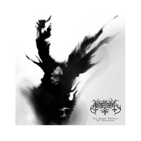 ABORIORTH - The Austere Perpetuity Of Nothingness . CD