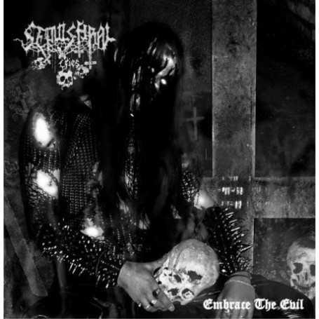 SEPULCHRAL CRIES - Misery Exhibits . CD