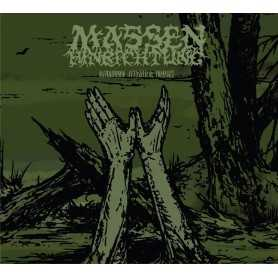 MASSENHINRICHTUNG - The Last Bird of Hope . CD