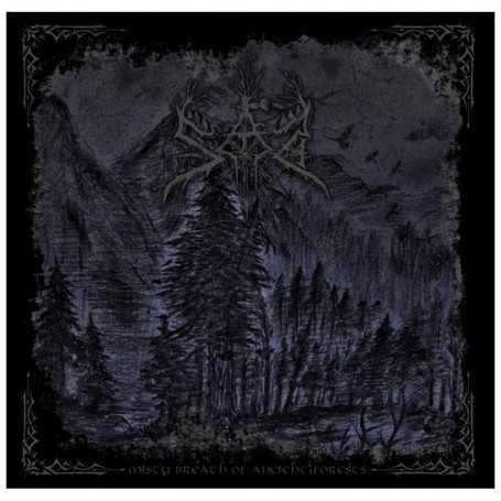 SAD - Misty Breath of Ancient Forests . LP
