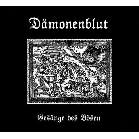 DAMONENBLUT-Gesange-cd
