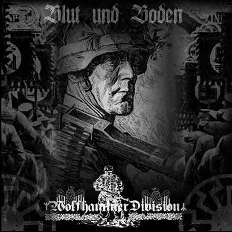 WOLFHAMMER DIVISION - Blut und Boden . CD