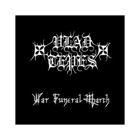 VLAD TEPES - War Funeral March . CD