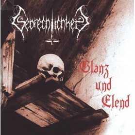 GEBRECHLICHKEIT - Ganz und Elend . CD
