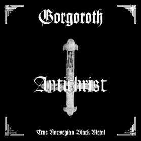 GORGOROTH-antichrist-cd