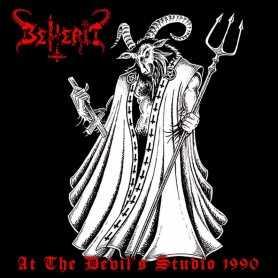 BEHERIT-At-the-Devil-lp
