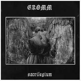 GROMM - Sacrilegium . CD