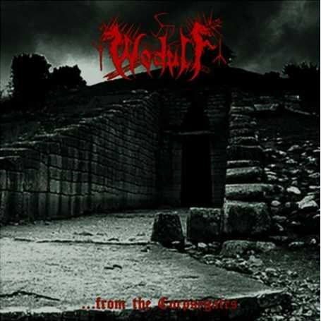 WODULF - ...from the Corpsegates . LP