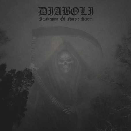DIABOLI Awakening of Nordic Storm lp