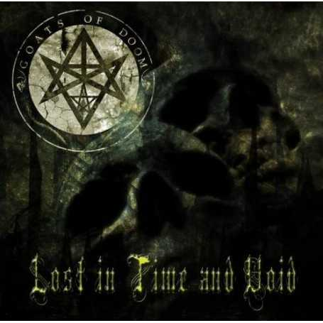 GOATS OF DOOM - Lost in Time and Void . CD