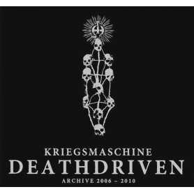 KRIEGSMASCHINE-Deathdriven-cd