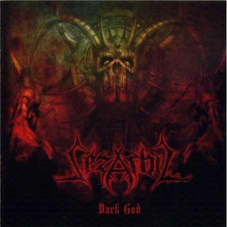 SEZARBIL- Dark God . CD