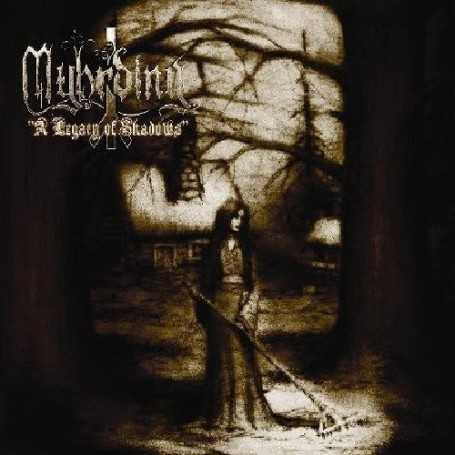 MYHRDING - To Legacy of Shadows . CD
