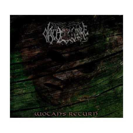 NACHTFALKE - Wotan's Return . CD