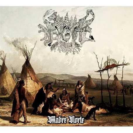 NEXCOYOTL - Madre Norte . CD