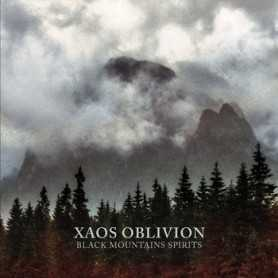 XAOS OBLIVION - Black Mountains Spirits . CD