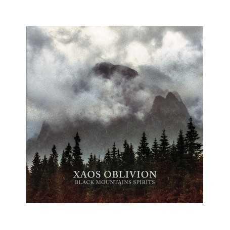 XAOS OBLIVION - Black Mountains Spirits . CD