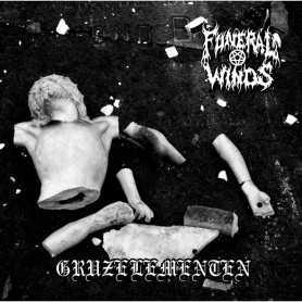 FUNERAL WINDS - Gruzelementen . CD