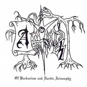 ARYAN FOREST - Of Barbarism and Nordic Ariosophy . CD