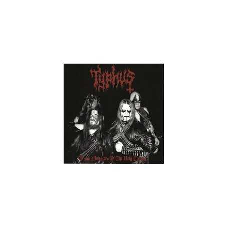 TYPHUS - Grand Molesters of the Holy Trinity . CD