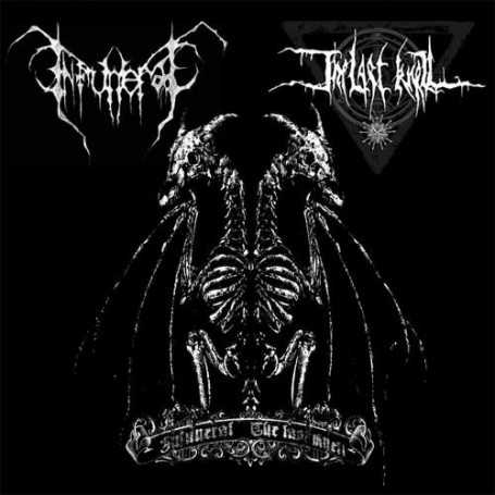 INFUNERAL / THE LAST KNELL - Split S/T . CD