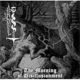 GRAIL - The Morning of Disillusionment . CD