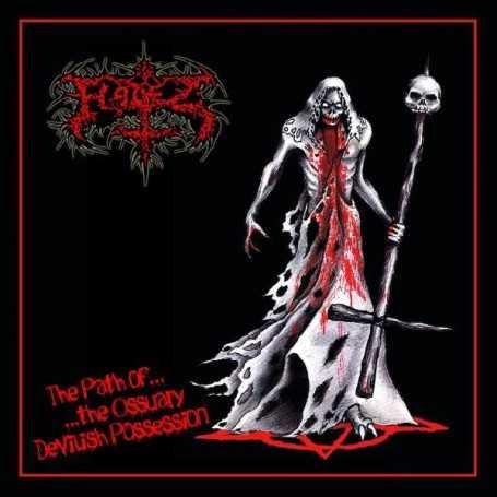 HADEZ - The Path of The Ossuary Devilish Possession . EP